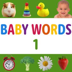 Image of My First Words: Baby learning apps for infants