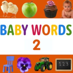 Image of My First Words: Baby learning apps for 1 year old