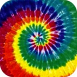 Image of Tie Dye Wallpapers