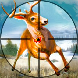 Jungle Deer Hunting icon