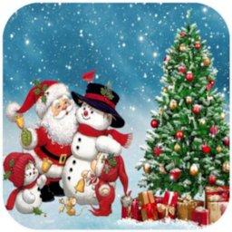 Image of merry christmas 2020 happy new year 2021
