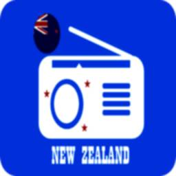 New Zealand Radio Station App