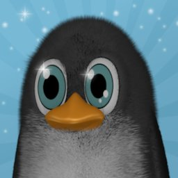Image of Puffel the Penguin - Your personal sweet pet