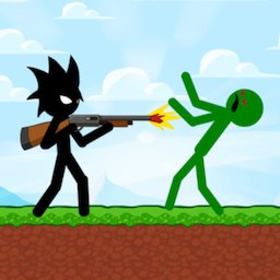 Stickman vs Zombies icon