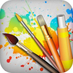 Image of Drawing Desk Draw Paint Color Doodle & Sketch Pad