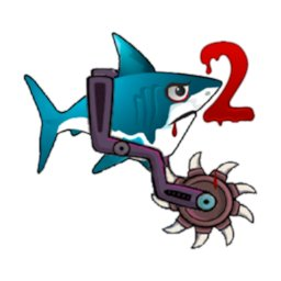Stiven. The bloody shark 2 icon