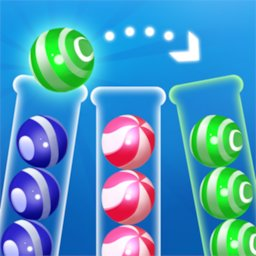 Image of Ball Match Puzzle:Color Sort Bubbles