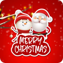 Image of Merry Christmas Stickers 2020 for Whatsapp