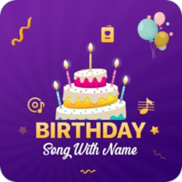Image of Birthday Song With Name & Birthday Wishes Maker