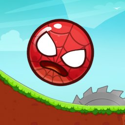 Angry Ball Adventure icon