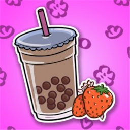 Boba Barista Idle icon