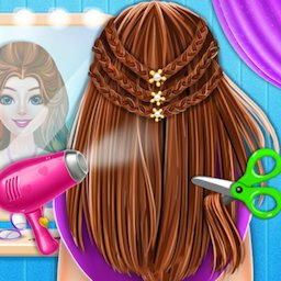 Image of Braided Hairstyle Fashion Stylist