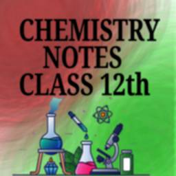 Image of Chemistry Notes Class 12th