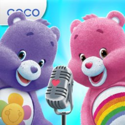Image of Care Bears Music Band