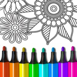 Image of Coloring Book for Adults