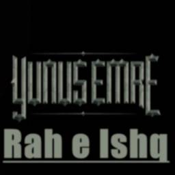 Image of Yunus Emre/Rah e Ishq Complete in Urdu and English