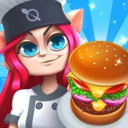 Image of Cooking Games 🔥 Chef Cat Ava 😺 Delicious Kitchen