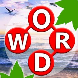 Image of Word Land:Connect letters join nature trip-journey