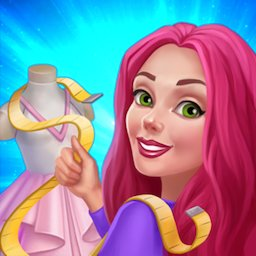 Dress up fever - Fashion show icon