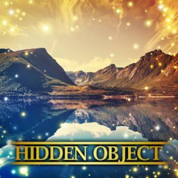 Image of Hidden Object Peaceful Places