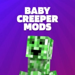 Image of Baby Creeper Mod