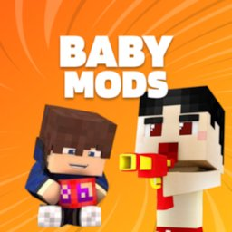 Image of Baby Mod for Minecraft
