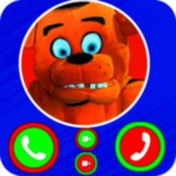 Image of Call From Freddy Video Simulator Prank