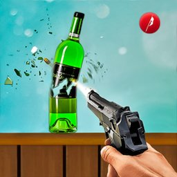 Image of Bottle Shooting Free Games