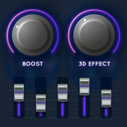Image of Sound Booster, Equalizer, Bass, Music Download