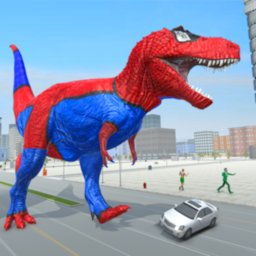 Image of Extreme City Dinosaur Smasher 3D City Riots