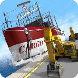 Image of Cruise Ship boat Simulator transport Ship Game 3d