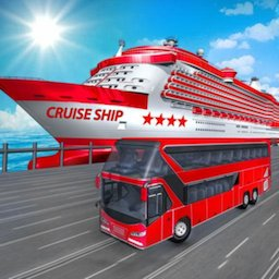 Image of Transport Cruise Ship Game Passenger Bus Simulator