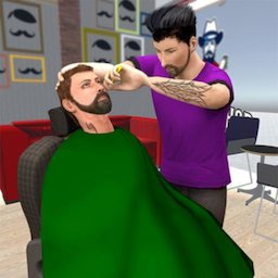 Image of Virtual Barber Shop Simulator