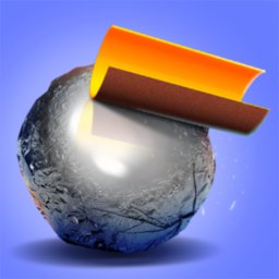 Image of Foil Turning 3D