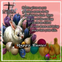 Image of Happy Easter Wishes