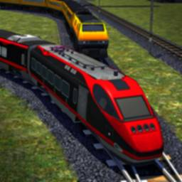 Image of Train Racing Euro Simulator 3D