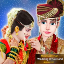 Image of Maharashtrian Wedding Rituals And Makeover