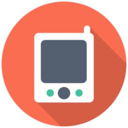 Pager icon