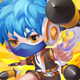 Image of Bomber Tank-Jogo clássico PVP Swipe-Shooter