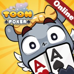 Image of Toon Poker Texas Online Card Game