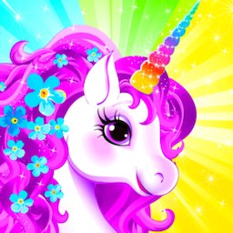 Image of Unicorn Dress Up