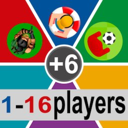 2 3 4 5 6 player games free without wifi internet