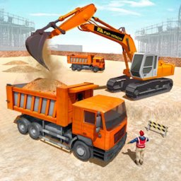 Image of Heavy Sand Excavator Simulator