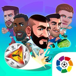 Image of Head Football LaLiga 2021