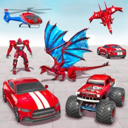 Image of Monster Truck Robot Wars