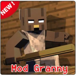 Image of Mod Granny Horror For MCPE 2021