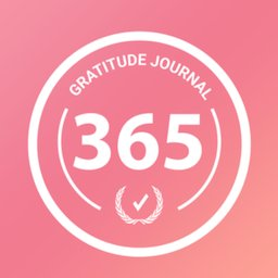 Image of 365 Gratitude Journal — Self-Care app