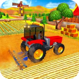 Image of Tractor Farm 3D