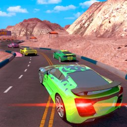 Extreme Top Speed Super Car Racing Games icon