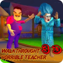 Image of Walkthrough for Scary Neighbor Teacher